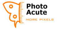 PhotoAcute - More pixels.